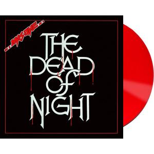PRE-ORDER: MASQUE - THE DEAD OF NIGHT (LTD EDITION 100 COPIES RED VINYL + 6 BONUS TRACKS) LP (NEW)