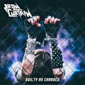 IRON CURTAIN - GUILTY AS CHARGED (+BONUS TRACK) CD (NEW)