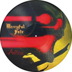 MERCYFUL FATE - MELISSA (LTD EDITION 2000 COPIES PICTURE DISC) LP (NEW)