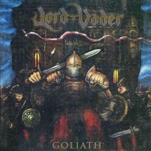 LORD VADER - GOLIATH (LTD EDITION 100 COPIES RED VINYL) LP