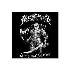 STORMHUNTER - CRIME AND PUNISHMENT (+POSTER) LP (NEW)
