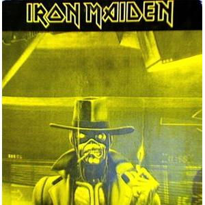 IRON MAIDEN - N.Y. PALLADIUM '82 LIVE (GATEFOLD) 2LP
