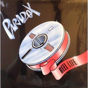 PARADOX - REEL LIFE (AUTOGRAPHED) LP