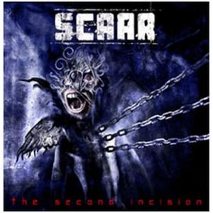 SCAAR - THE SECOND INCISION CD