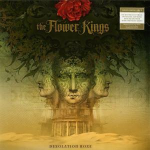 THE FLOWER KINGS - DESOLATION ROSE (180 GR BLACK VINYL. GATEFOLD INCL. THE ENTIRE ALBUM & BONUS DISC ON CD) 2LP/2CD (NEW)