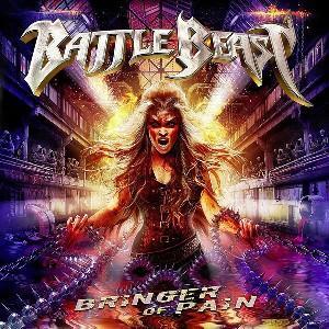 BATTLE BEAST - BRINGER OF PAIN (LTD EDITION BLACK VINYL, GATEFOLD) 2LP (NEW)