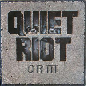 QUIET RIOT - QR III (U.S.A. EDITION) LP