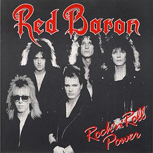 """RED BARON - ROCK N' ROLL POWER 7"""""""