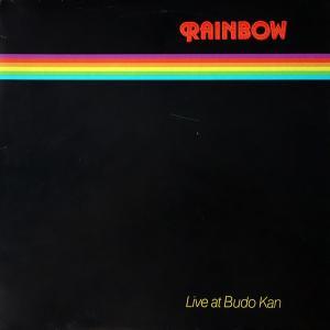 RAINBOW - LIVE AT BUDO KAN (GATEFOLD) 2LP