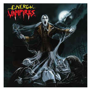 ENERGY VAMPIRES - SAME (GATEFOLD) 2LP (NEW)