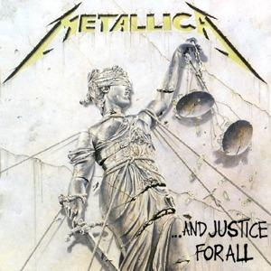 METALLICA - ...AND JUSTICE FOR ALL (KOREAN EDITION, GATEFOLD COVER) 2LP