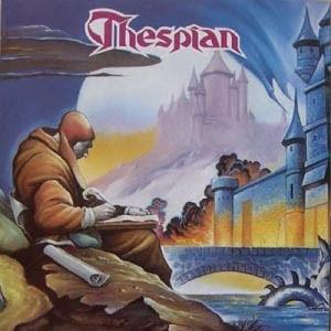 THESPIAN - KINGDOM OF SAND (PRIVATE PRESS DEMO) CD (NEW)