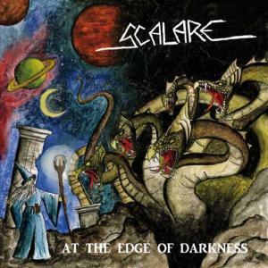 SCALARE - AT THE EDGE OF DARKNESS CD (NEW)