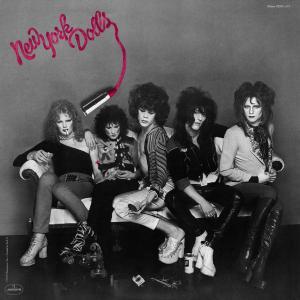 NEW YORK DOLLS - SAME LP