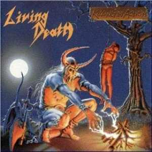 LIVING DEATH - KILLING IN ACTION LP