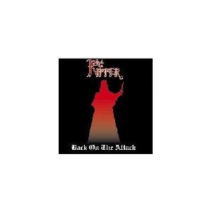 JACK THE RIPPER - BACK ON THE ATTACK (LTD EDITION 500 COPIES) LP