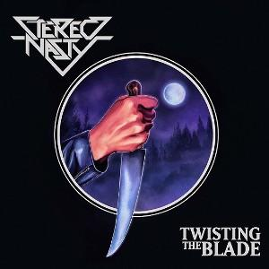 STEREO NASTY - TWISTING THE BLADE CD (NEW)