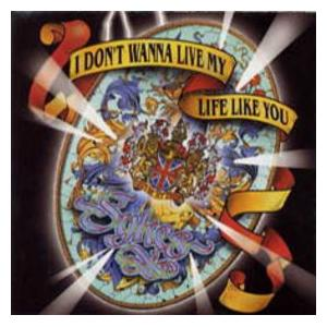 SYKES - I DONT WANNA LIFE MY LIFE WITH YOU (JAPAN EDITION+OBI) CD