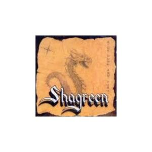 SHAGREEN - KICK DOWN & RUSH (GERMAN PRIVATE) CD