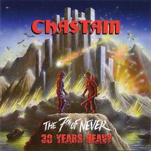 CHASTAIN - THE 7TH OF NEVER - 30 YEARS HEAVY (LTD EDITION 300 COPIES INCL. 2 BONUS TRACKS) LP (NEW)