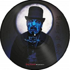 KING DIAMOND - HOUSE OF GOD (LTD EDITION 2000 COPIES PICTURE DISC) 2LP (NEW)
