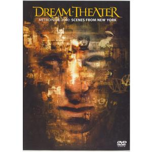 DREAM THEATER - METROPOLIS 2000: SCENES FROM NEW YORK DVD