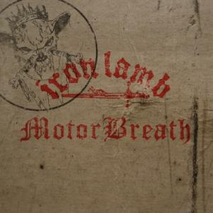 "IRON LAMB/MOTORBREATH - SPLIT MLP (LTD EDITION 500 COPIES BLACK VINYL) 12"" LP (NEW)"