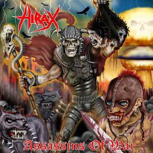HIRAX - ASSASSINS OF WAR/THE NEW AGE OF TERROR CD (NEW)