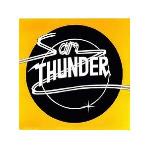 """SAM THUNDER - DON'T TAKE FOREVER 12"""" LP"""