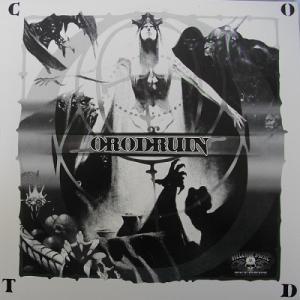 "REVEREND BIZARRE/ORODRUIN - SPLIT 12"" LP"