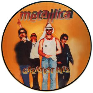 METALLICA - GREATEST HITS (PICTURE DISC) LP
