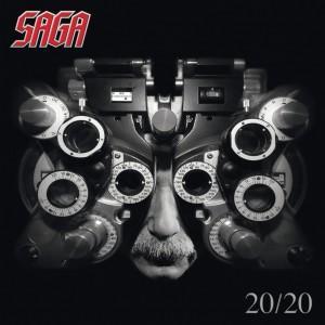 SAGA - 20/20 (JAPAN EDITION +OBI, +BONUS TRACK) CD (NEW)