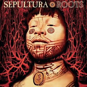 SEPULTURA - ROOTS (180 GRAM BLACK VINYL, INCL. BONUS LP OF RARE & UNRELEASED DEMOS AND LIVE TRACKS, GATEFOLD) 2LP (NEW)