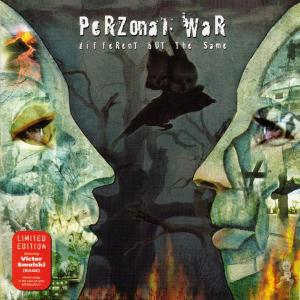 PERZONAL WAR - DIFFERENT BUT THE SAME(LTD EDITION, FEAT VICTOR SMOLSKY) CD