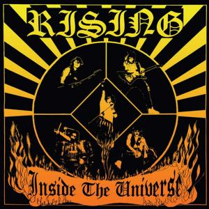 RISING - INSIDE THE UNIVERSE CD (NEW)