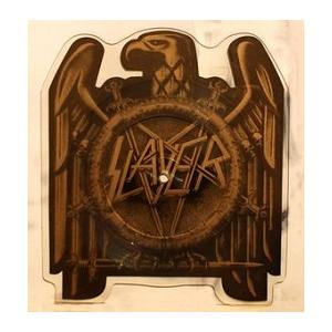 """SLAYER - SEASONS IN THE ABYSS (LTD EDITION SHAPED PICTURE DISC) 7"""""""