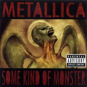 METALLICA - SOME KIND OF MONSTER CD