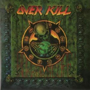 OVERKILL - HORRORSCOPE (U.S.A EDITION) CD