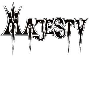 "MAJESTY - CRUSADERS OF THE CROWN E.P. (LTD NUMBERED EDITION. CLEAR VINYL) 12"" LP"