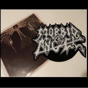 "MORBID ANGEL - I AM MORBID (LTD EDITION 500 COPIES HAND NUMBERED SINGLE SIDED SHAPED DISC) 7"" (NEW)"