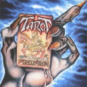 TAROT - THE SPELL OF IRON (JAPAN EDITION) CD