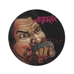 ANTHRAX - FISTFUL OF METAL (LTD NUMBERED EDITION PICTURE DISC) LP