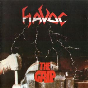 HAVOC - THE GRIP (U.S.A EDITION) LP