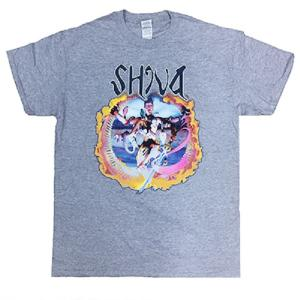 SHIVA - FIREDANCE (SIZE: L) T-SHIRT (NEW)