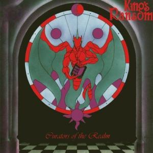 KING'S RANSOM - CURATORS OF THE REALM LP