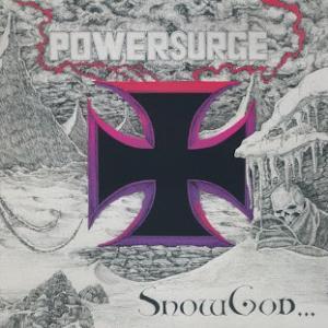 POWERSURGE - SNOW GOD (LTD HAND-NUMBERED EDITION 500 COPIES BLACK VINYL, GATEFOLD) LP