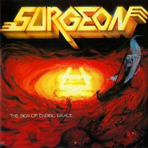 SURGEON - THE SIGN OF ENDING GRACE CD (NEW, SEALED COPY)