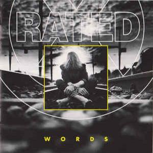 RATED X - WORDS CD