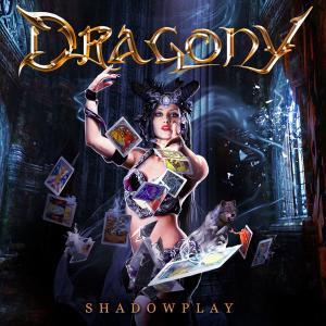 DRAGONY - SHADOWPLAY (+BONUS TRACK) CD (NEW)