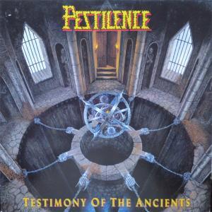 PESTILENCE - TESTIMONY OF THE ANCIENTS (REISSUE 2017, SLIPCASE +BONUS LIVE CD) 2CD (NEW)
